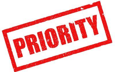 Stabilire priorità per avere giornate migliori